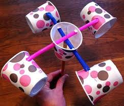 Paper Cup Craft For Kids Pertaining To Art And With Cups Step