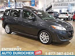 siege auto groupe 1 2 3 crash test used mazda mazda5 gt toit ouvrant cuir sièges chauffants for sale