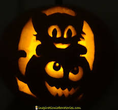 Cute Pumpkin Carving Ideas by Pumpkin Carving With Kids Inspiration Laboratories