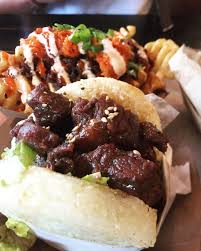 6 Must-Try Restaurants In The Bay Area Koja Kitchen At Off The Grid Otg Beef Bulgogi Burger W Rice Buns Koja Walnut Creek Lifestyle Korean I Like Food Too Much Philly Cheesteaks Get A Twist Grille Eater Short Rib And Kamikaze Fries From The Menu Photos Sacramento Areas First Restaurant Opens In From Food Truck Begnings Delights Rocklins Placer San Carlos Ca Amandas Memoranda Grand Opening Tustin Promos Oc Fiend Sf We Love This Truck Moveable Feast Eastridge Treatbotadams Grub Truckkoja