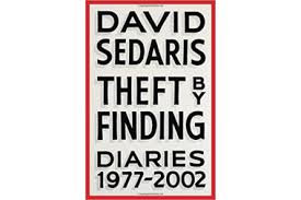 Theft By Finding Opens A Window Into David Sedariss Past Through His Diaries