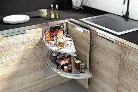 amenagement placard cuisine angle tiroir rangement poignée charnière brico dépôt