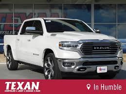 100 Dodge Longhorn Truck New 2019 RAM AllNew 1500 Crew Cab In Humble K8537 Texan
