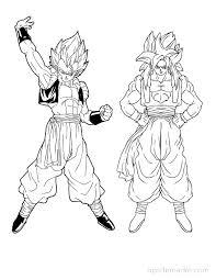 Imagen De Goku Niño Para Imprimir Reco Lo Lobo Pinterest