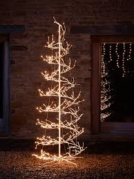 Create An Enchanting Outdoor Look In Moments With Our Light Up Tree