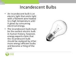 incandescent light bulb facts iron