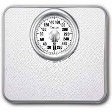 taylor mechanical analog bath scale white model 4832 walmart com