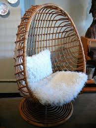 Fantastic Fluffy Egg Chair