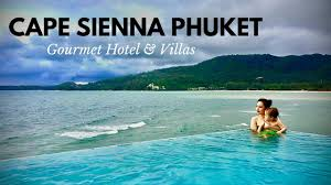 100 Cape Siena Sienna Phuket Gourmet Hotel Villas 5 Star Kamala Phuket Thailand Kems World