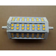 118mm smd5050 led r7s ended l light replace floodlight