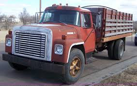100 Lonestar Truck 1973 International 1600 Truck With Hoist Item 728