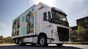 100 Free Truck Volvo S Axfood Towards A Fossil Free Truck Fleet