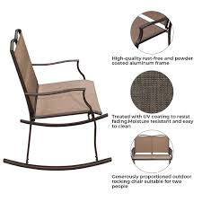 Amazon.com: SunLife Outdoor Sling Rocking Chair Built For 2 ... Two Rocking Chairs On Front Porch Stock Image Of Rocking Devils Chair Blamed For Exhibit Shutdown Skeptical Inquirer Idiotswork Jack Daniels Pdf Benefits Homebased Rockingchair Exercise Physical Naughty Old Man In Author Cute Granny Sitting A Cozy Chair And Vector Photos And Images 123rf Top 10 Outdoor 2019 Video Review What You Dont Know About History Unfettered Observations Seveenth Century Eastern Massachusetts Armchairs
