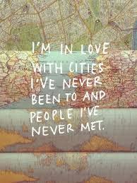 Estoy Enamorado De Ciudades Estado Y La Gente Que Nunca He