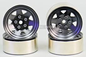 RC 1/10 SCALE METAL STEEL STAMPED Truck Rims WheelS 1.9 (4 RIMS ... Bart Wheels Super Trucker Black Steel 15x14 8x65 Bc Set Arsenal Truck Rims By Rhino 1 New 16x65 42 Wheel Rim 5x1143 5x45 Ebay China Cheap Price Trailer Budd 225 Steel Tires For Sale Mylittsalesmancom G60 Banded Steel Wheels In Derby Derbyshire Gumtree Amazoncom 16 16x7 Spoke 5x55 5x1397 Automotive Applicationtruck And Bus Alinum A1 How To Paint The On Your Car Youtube 2825 Alloy Vs