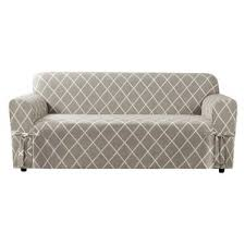 Sure Fit Scroll T Cushion Sofa Slipcover by Sure Fit Wayfair