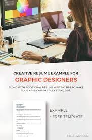 A Creative Resume Example For Graphic Design Job Seekers ... Graphic Design Resume Guide Example And Templates For 2019 Create Examples Picture Ideas Your Job Designer Cv Format Free Download Template Word 20 Best Designed Creative 17 Ui Samples And Cv Visualcv Sample Velvet Jobs Fresher By Real People