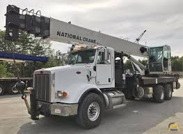 National 14127A 33-Ton Boom Truck Crane For Sale Trucks & Material ...