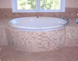 Tiling A Bathtub Deck by Ceramic Natural Stone Porcelain Glass Tile Sales Installation