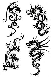 Best 25 Chinese Dragon Tattoos Ideas On Pinterest
