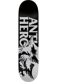 Are Cliche Skateboard Decks Good by Anti Hero Team Feeding Frenzy Titus Shop Com Deck Skateboard