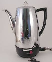 B4448 Coffee Percolator Vintage