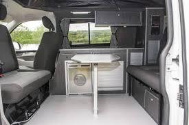 Denby Balmoral Camper Van Conversion
