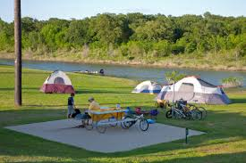 The Vineyards Campground and Cabins Lake Grapevine