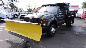 100 Plow Trucks For Sale 2008 D F350 Mason Dump Truck W 20K Miles YouTube