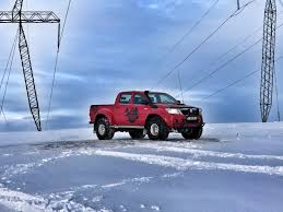 100 Trucks In Snow Drivecouk More Fun Than Building A Snowman An Arctic
