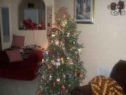 Christmas Tree Bead Garland Ideas by Interior Interesting Design Classic Christmas Tree Ideas With