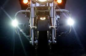 Harley Davidson Light Fixtures by Engine Guard Flush Mount Led Driving Lights