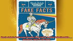 Uncle Johns Bathroom Reader Facts by Read Book Redhead Handbook A Fun And Comprehensive Guide To Red