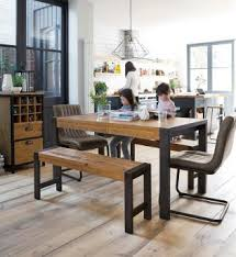 Cheap Dining Room Sets Uk by Buy Hudson Dining Table And Bench Set From The Next Uk Online Shop