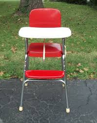 Vintage 1950s Cosco High Chair In Red Vinyl And Chrome White ... Cosco High Chair Pad Replacement Patio Pads Simple Fold Deluxe Amazoncom Slim Kontiki Baby 20 Lovely Design For Seat Cover Removal 14 Elegant Recall Pictures Mvfdesigncom Urban Kanga Make Meal Time Fun Your Little One With The Wild Things Sco Simple Fold High Chair Unboxing Build How To Top 10 Best Chairs Babies Toddlers Heavycom The Braided Rug Vintage Highchair Model 03354 Arrows Products