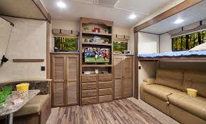 Class C Motorhome With Bunk Beds by 12 Must See Bunkhouse Rv Floorplans U2013 Welcome To The General Rv