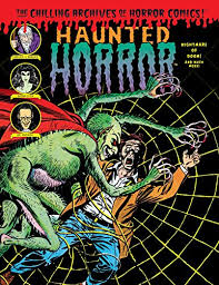 Haunted Horror Vol 6 Nightmare Of Doom And Much