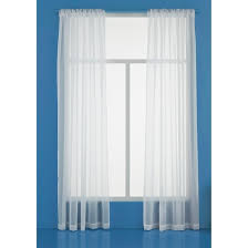 Priscilla Curtains With Attached Valance by Sheer Curtains Target