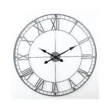 Horloge Mural 3d Achat Vente Pas Cher Grosse Horloge Murale Design Cheap Horloge Ronde Grise Blanche Dcm