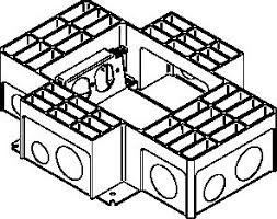 wiremold wire management rfb4 crescent electric supply company