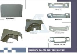 100 Chalks Truck Parts Mahindra Bolero Body Mahindra Pickup Mahindra Camper