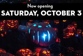 Roger Williams Pumpkin Festival 2017 by Roger Williams Jack O Lantern Spectacular Opening Postponed