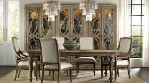 Dining Room Table And China Cabinet Photo On Exquisite Decoration