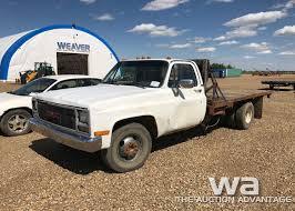 100 1989 Gmc Truck GMC 3500 FLATDECK TRUCK
