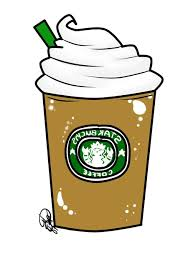 900x1286 Unique Starbucks Clipart Drawing