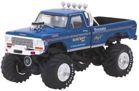 100 Bigfoot Monster Truck Toys 164 Scale No1 4x4 Diecast Model 29934 Free