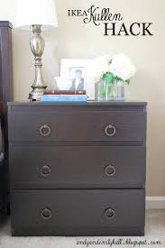 the halls ikea kullen night stand hack for the home pinterest