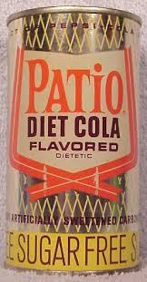 pepsi patio the little known origin of diet pepsi cavalcade of