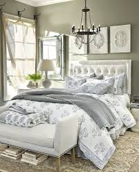 Interior Design Ideas Bedroom Bed Chandelier Furniture