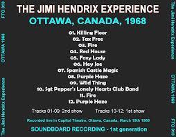 Jimi Hendrix Killing Floor Live by Jimi Hendrix 1968 03 19 Ottawa Guitars101 Guitar Forums